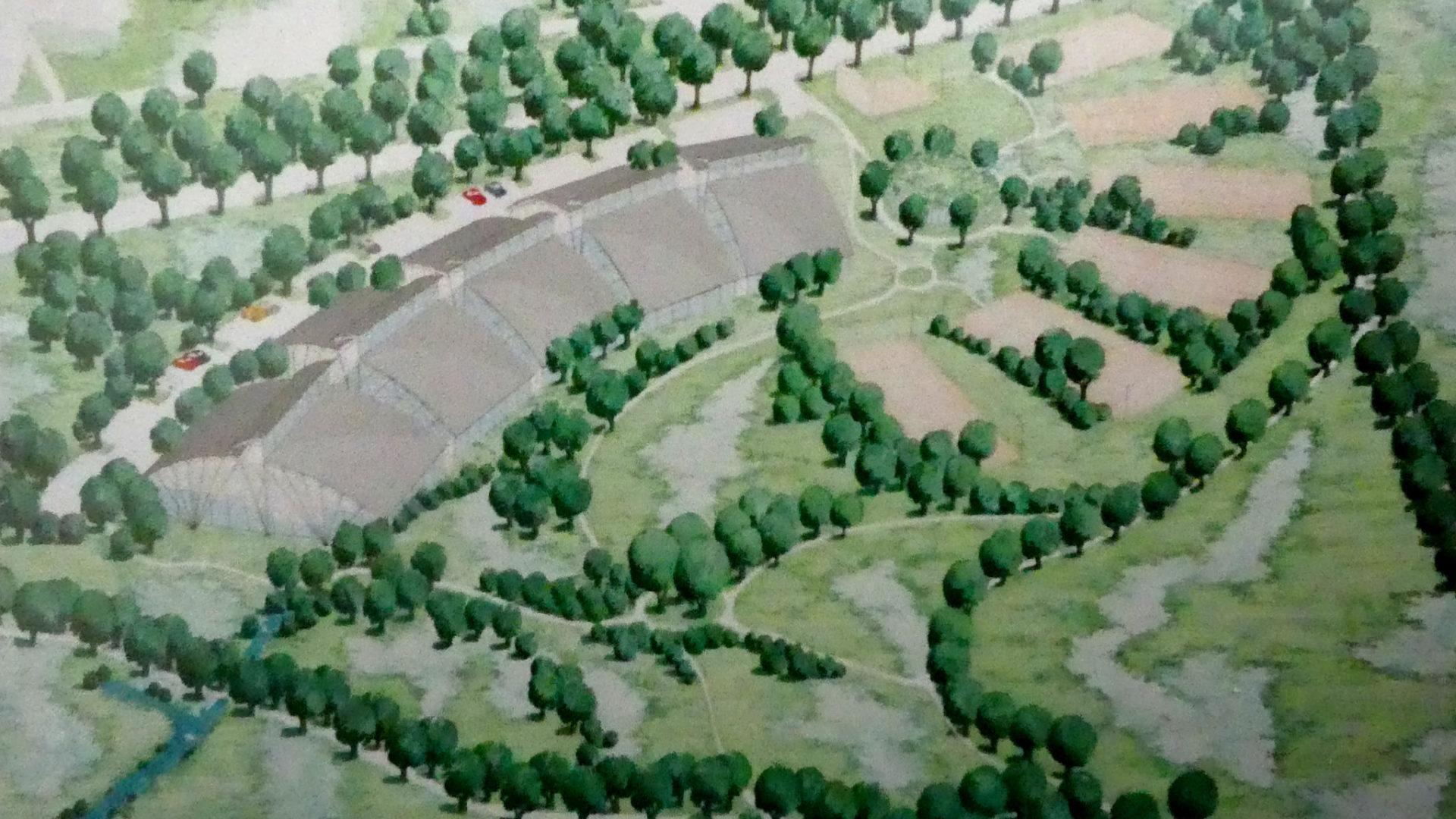 Das EOW-Gelände